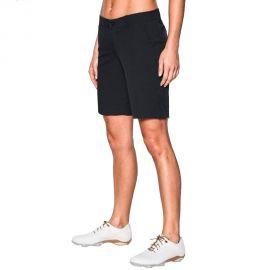 """Women's UA Links 9"""" Shorts Zwart"""