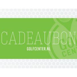 Cadeaubon Golf