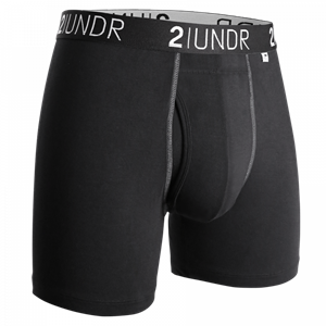 2UNDR Swing Shift Boxershort Zwart