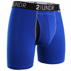 2UNDR Swing Shift Boxershort Blauw