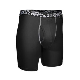 2UNDR Gear Shift Boxershort Zwart