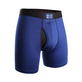 2UNDR Power Shift Boxershort Navy