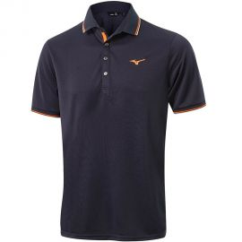 Mizuno Breath Thermo Polo Navy