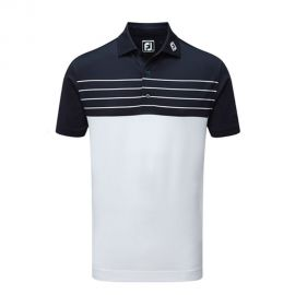 FootJoy Stripe Colour Block Navy