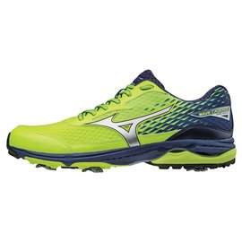 Mizuno Wave Cadence Lime