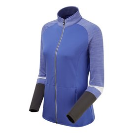 FootJoy Full Zip Chill Out Blauw