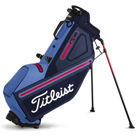 Titleist Players 4 StaDry Stand Bag Navy/Rood