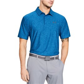 Under Armour Playoff Polo Blauw