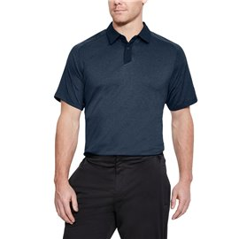 Under Armour Threadborne Polo Navy