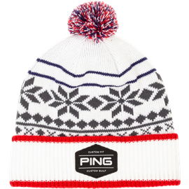 Ping Muts PomPom Wit